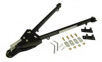 Vehicles With 5000 Lb Towing Capacity >> HUSKY 30508 - Husky Tow Bar Adjustable 5000# Husky 30508 - RV Plus