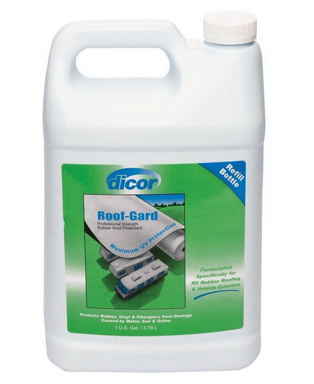 Dicor Rp Rg 1gl Dicor Roof Gard Rubber Roof Protectant
