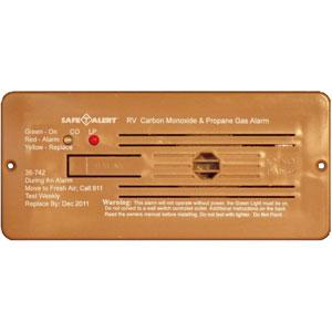 Safe T Alert 35 742 Br Safe T Alert Co Amp Propane Alarm
